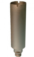 Electroplated core drill bit - marble