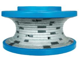 Razorstone wheel